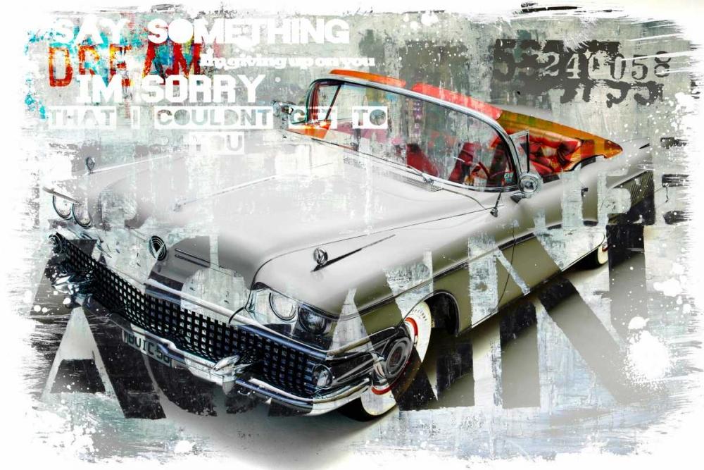 konfigurieren des Kunstdrucks in Wunschgröße Driving home I von Baker, Micha