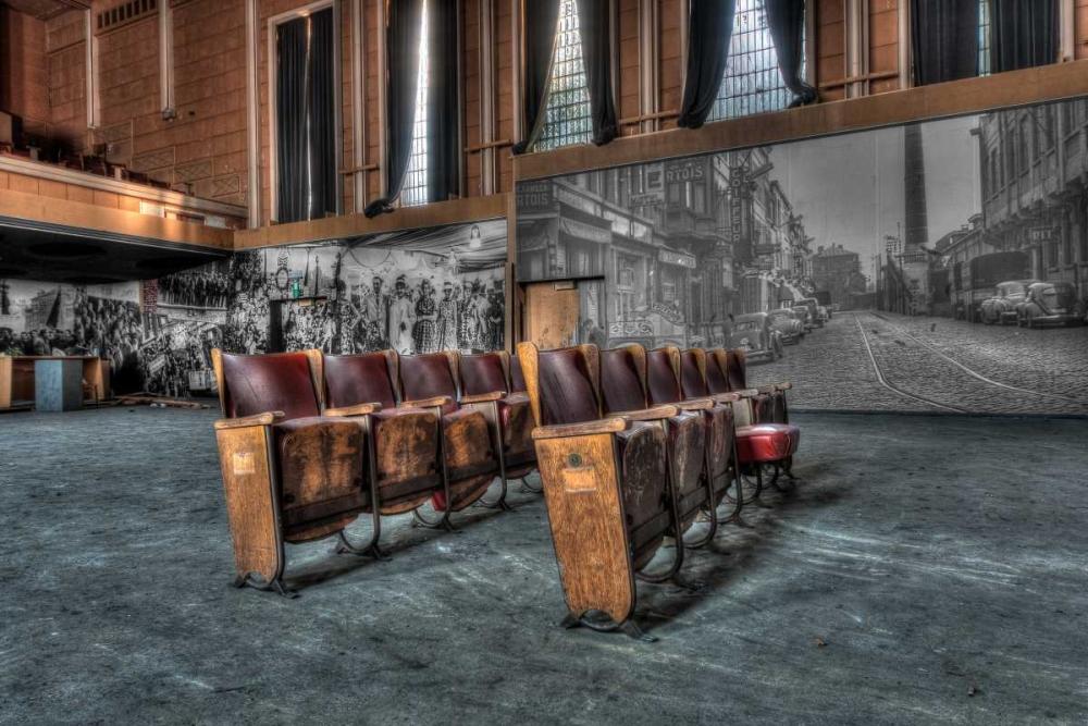 konfigurieren des Kunstdrucks in Wunschgröße Theater Jeusette von Sneeuw, Ivo