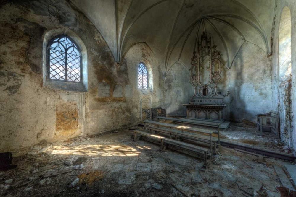 konfigurieren des Kunstdrucks in Wunschgröße Chapel de la Meuse VI von Sneeuw, Ivo