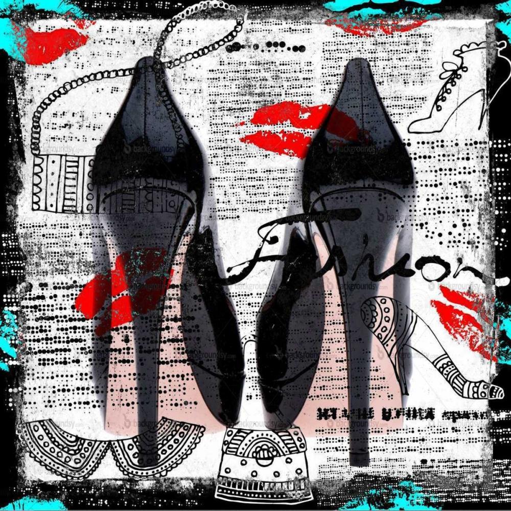 High heels I von Baker, Micha <br> max. 119 x 119cm <br> Preis: ab 10€