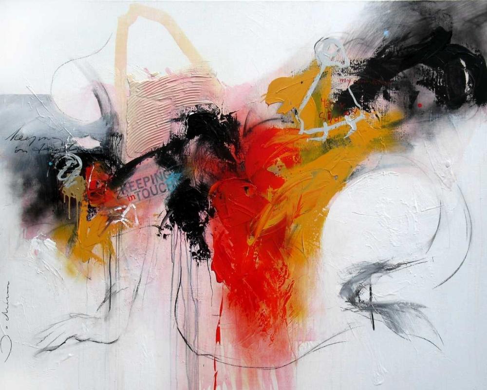 Keeping in touch von Bakker, Jochem <br> max. 150 x 119cm <br> Preis: ab 10€