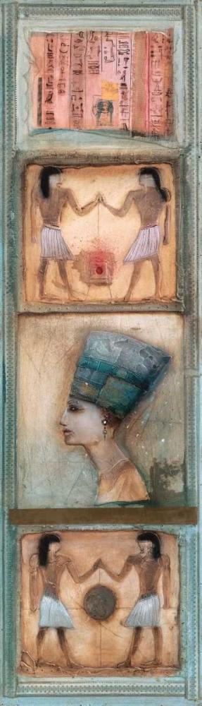 konfigurieren des Kunstdrucks in Wunschgröße Egypt I von Jan, Eelse Noordhuis