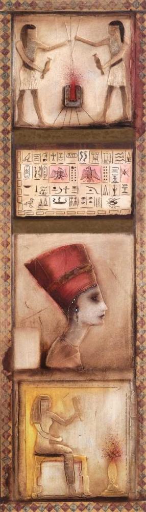 konfigurieren des Kunstdrucks in Wunschgröße Egypt II von Jan, Eelse Noordhuis