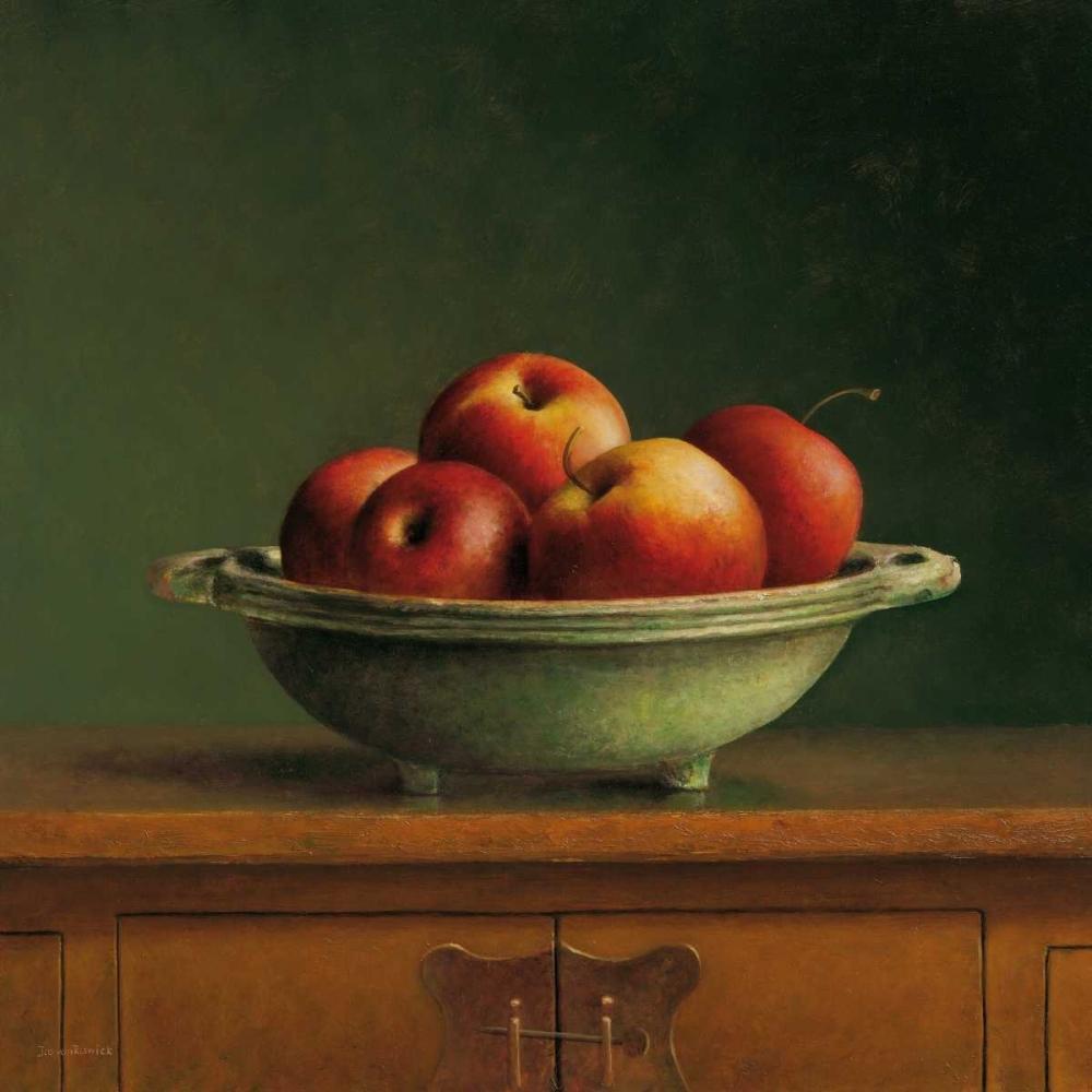 konfigurieren des Kunstdrucks in Wunschgröße Apples von van Riswick, Jos