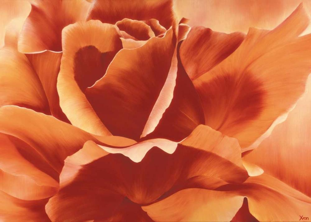 konfigurieren des Kunstdrucks in Wunschgröße Full in bloom II von Poelstra-Holzhaus, Yvonne