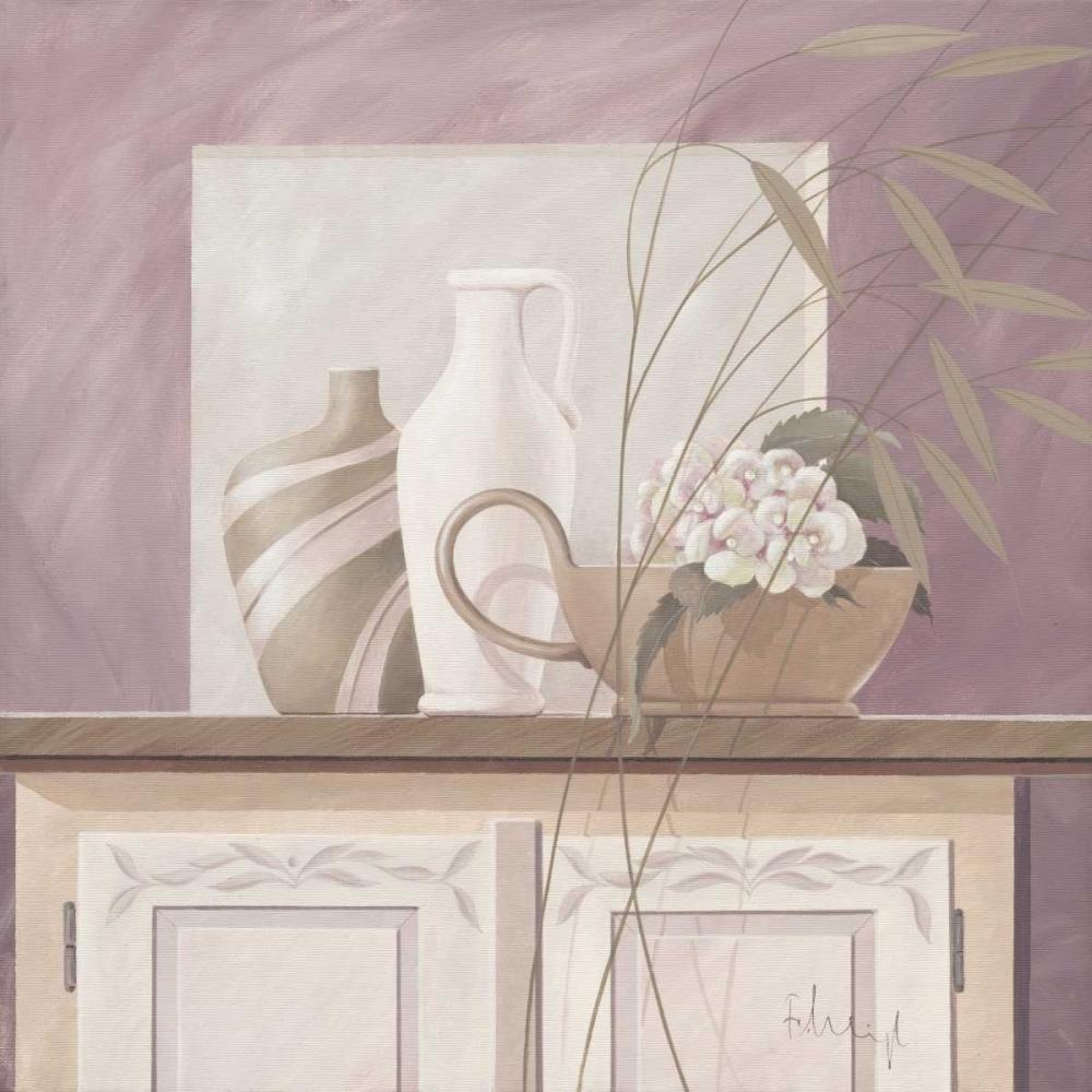 Pastel colours I von Heigl, Franz <br> max. 99 x 99cm <br> Preis: ab 10€