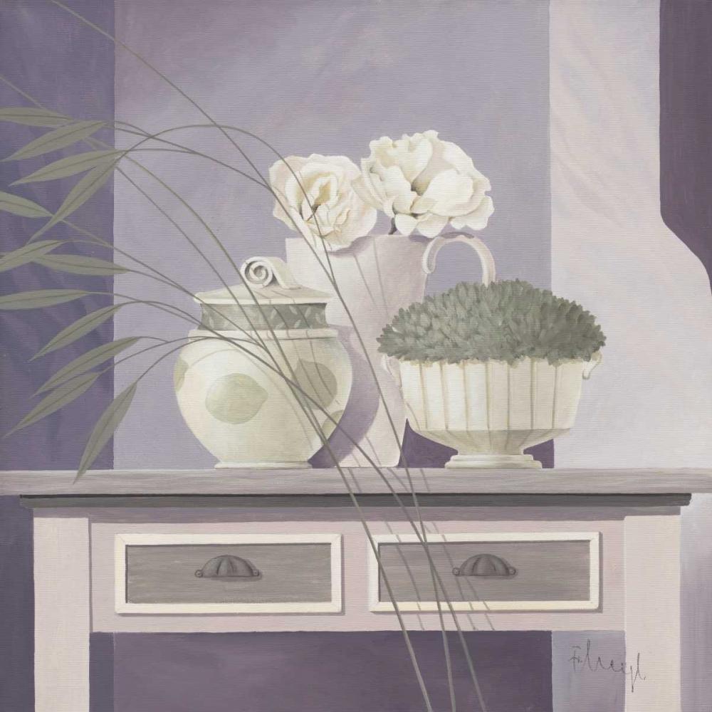 konfigurieren des Kunstdrucks in Wunschgröße Pastel colours II von Heigl, Franz