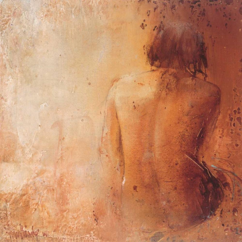 konfigurieren des Kunstdrucks in Wunschgröße Nude I von Vriesendorp, Heleen