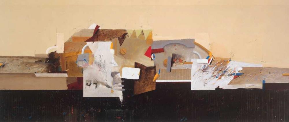 konfigurieren des Kunstdrucks in Wunschgröße Colorfull Landscape von den Boon, Theo