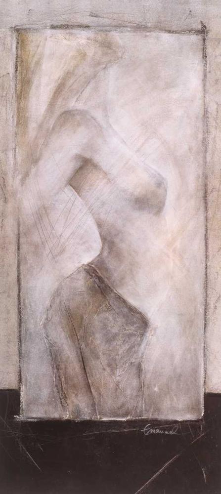 konfigurieren des Kunstdrucks in Wunschgröße Private II von Emanuel, Beate