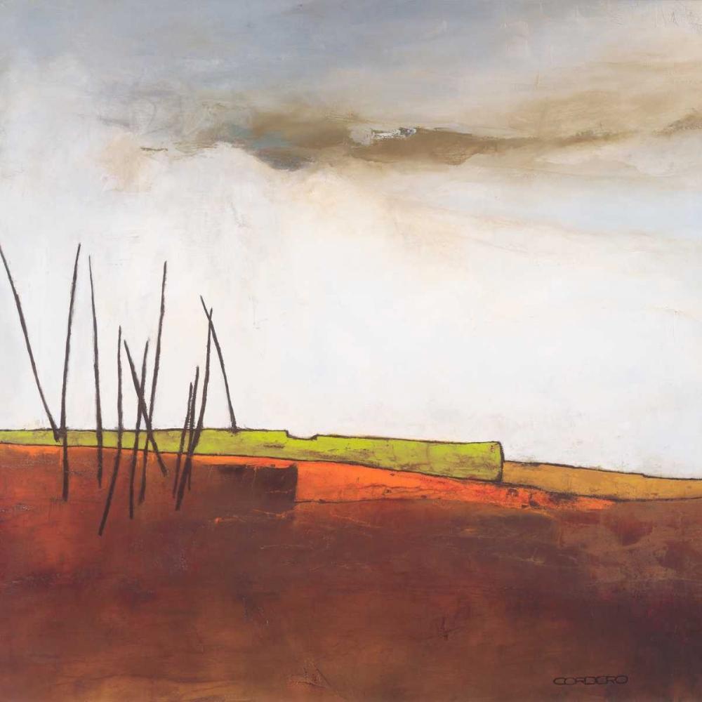konfigurieren des Kunstdrucks in Wunschgröße Fascinating Landscape III von Cordaro, Emiliano