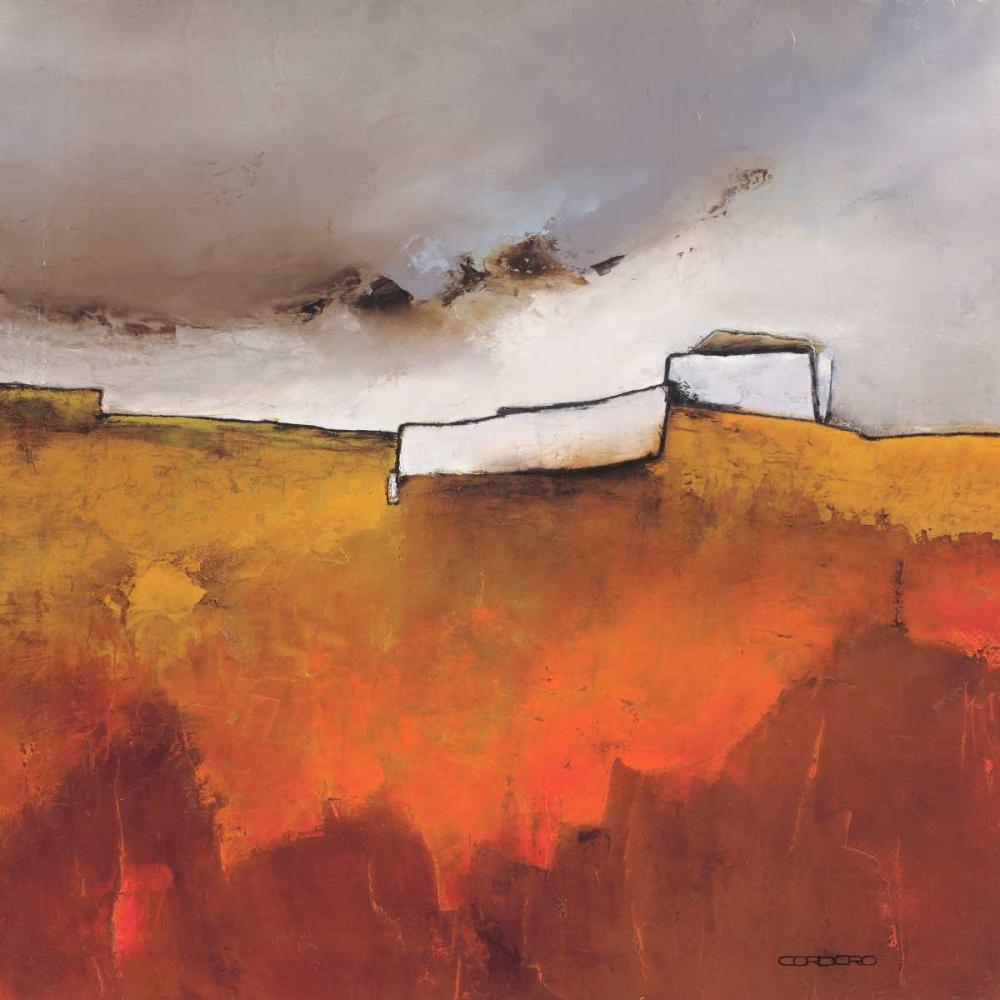 konfigurieren des Kunstdrucks in Wunschgröße Fascinating Landscape IV von Cordaro, Emiliano