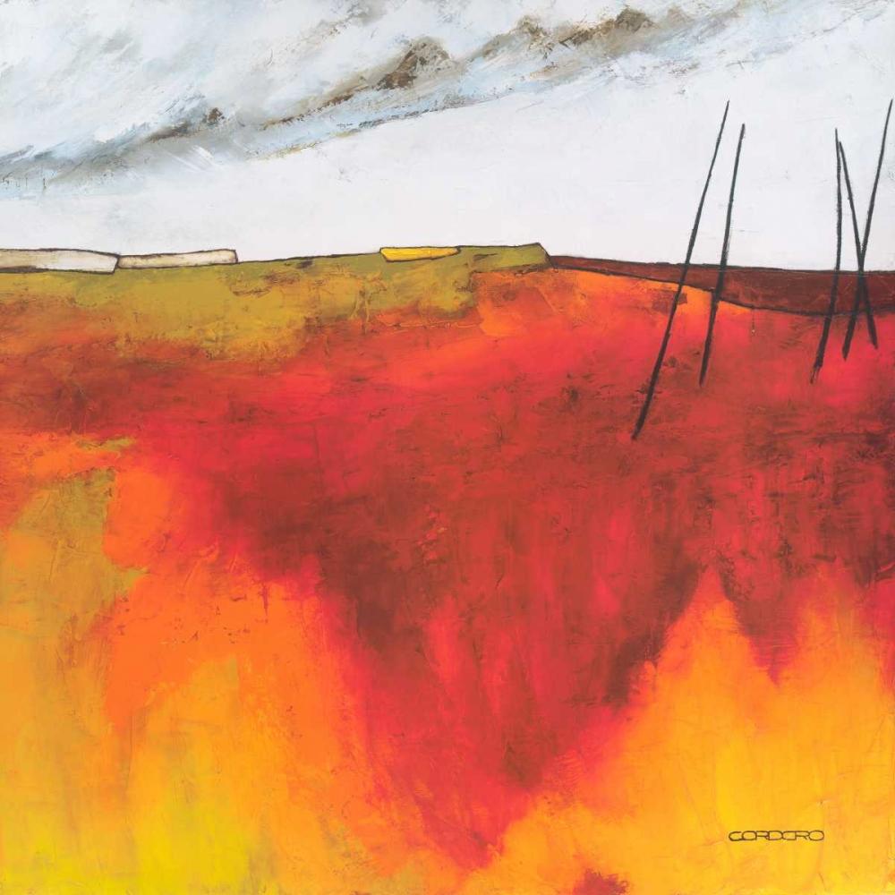 konfigurieren des Kunstdrucks in Wunschgröße Fascinating Landscape V von Cordaro, Emiliano