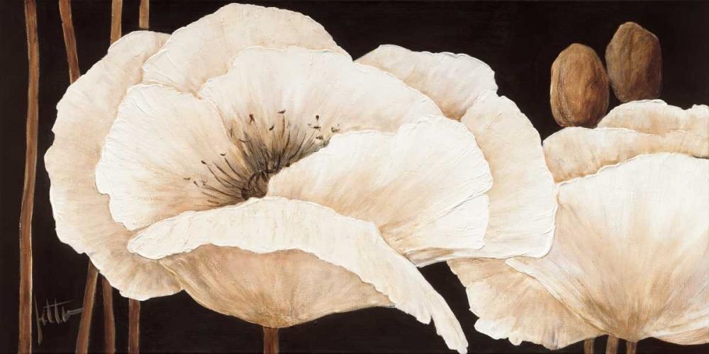 konfigurieren des Kunstdrucks in Wunschgröße Amazing poppies III von Roseboom, Jettie