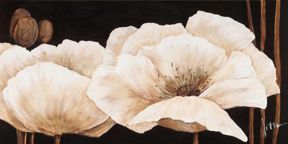 konfigurieren des Kunstdrucks in Wunschgröße Amazing poppies IV von Roseboom, Jettie