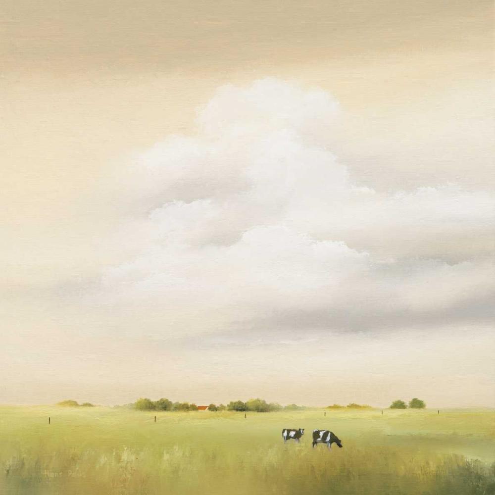 Cows I von Paus, Hans <br> max. 135 x 135cm <br> Preis: ab 10€
