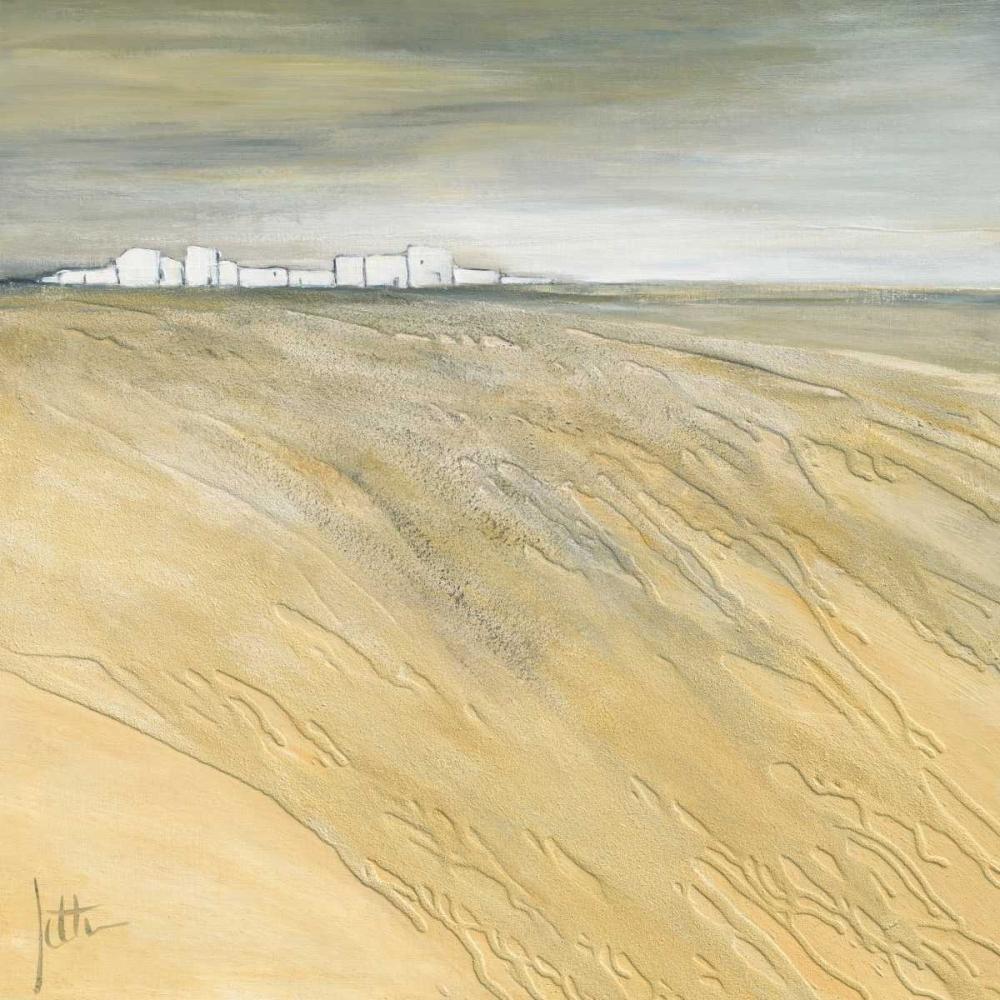 konfigurieren des Kunstdrucks in Wunschgröße Waving landscape I von Roseboom, Jettie