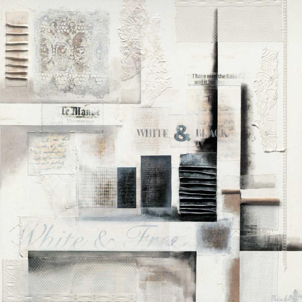 konfigurieren des Kunstdrucks in Wunschgröße La future von Oudkerk, Marie-Louise