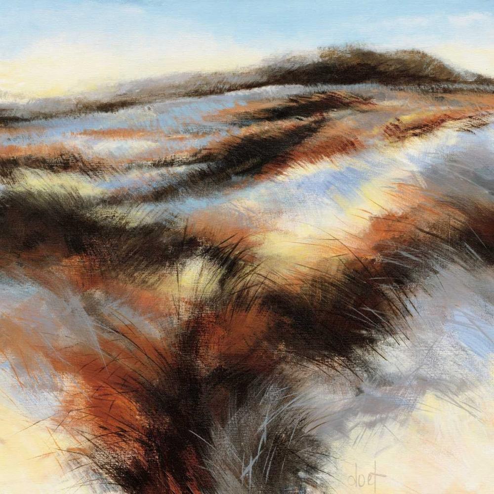 konfigurieren des Kunstdrucks in Wunschgröße Dune I von Einzelbilder