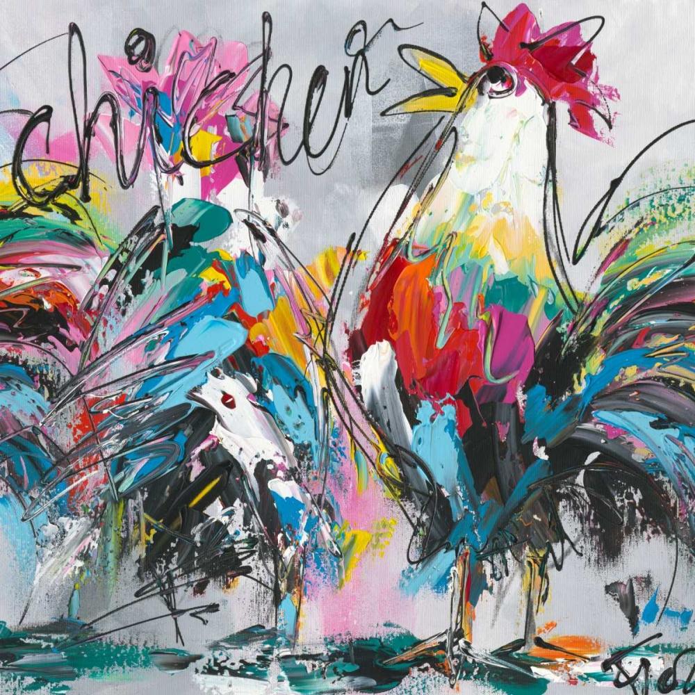 konfigurieren des Kunstdrucks in Wunschgröße Where are the ladies von Fiore, Art