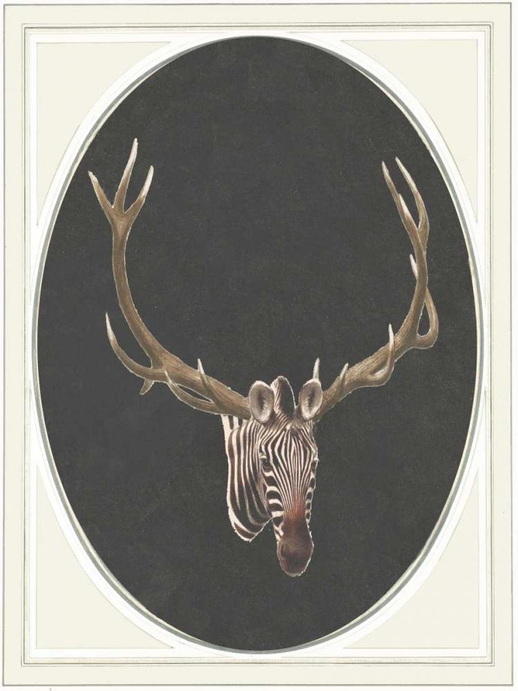 zebradeer I von Waltz, Anne <br> max. 58 x 79cm <br> Preis: ab 10€