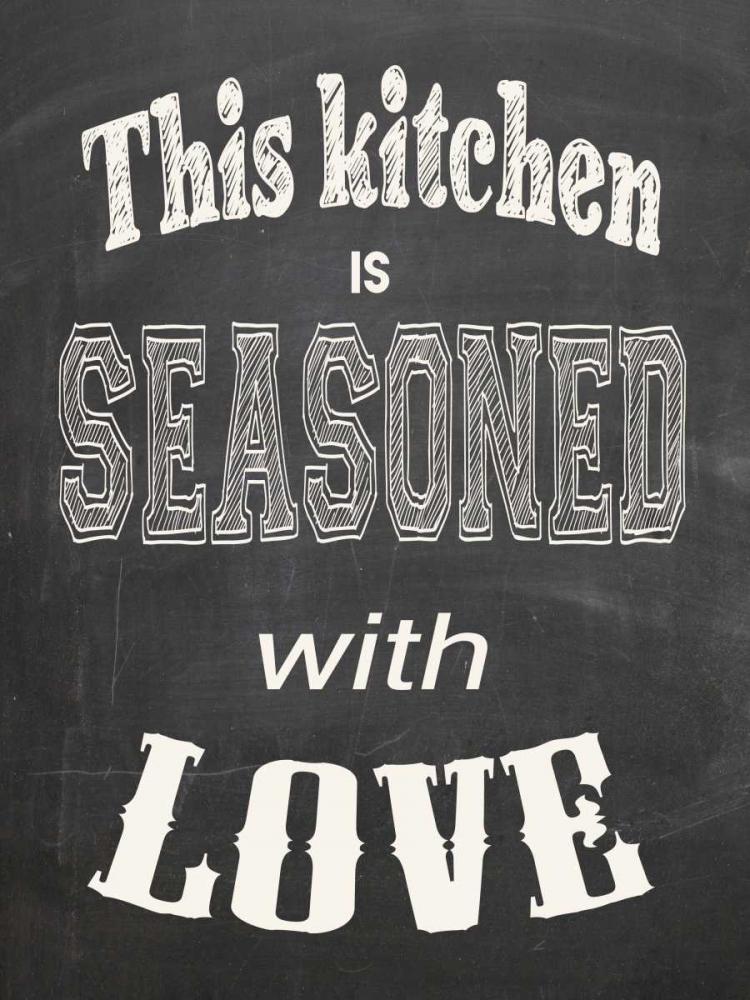 This kitchen von Waltz, Anne <br> max. 38 x 53cm <br> Preis: ab 10€