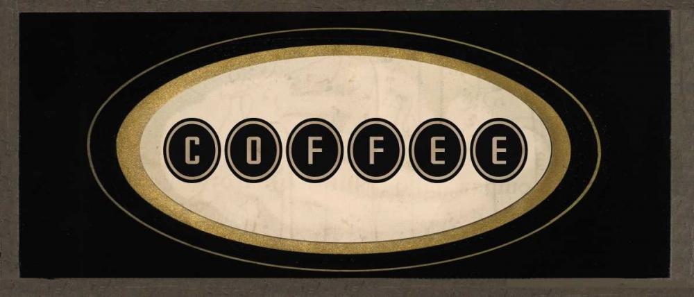 Coffee I von Waltz, Anne <br> max. 140 x 58cm <br> Preis: ab 10€