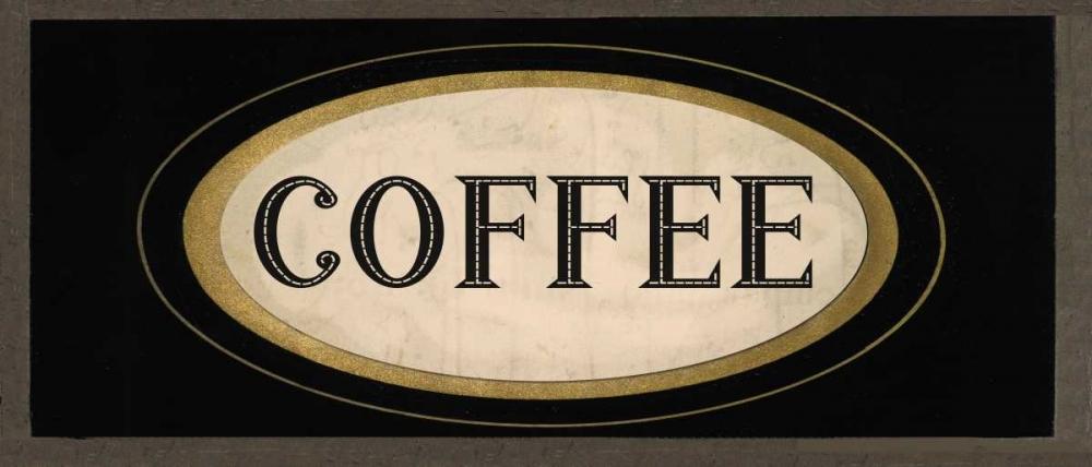Coffee II von Waltz, Anne <br> max. 140 x 58cm <br> Preis: ab 10€