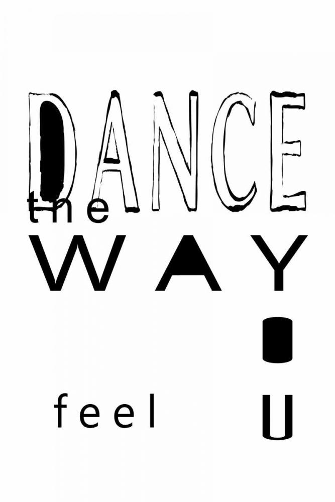 konfigurieren des Kunstdrucks in Wunschgröße Dance the way… von Waltz, Anne