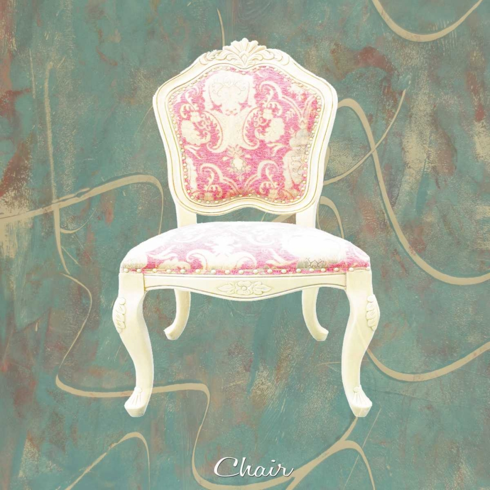 konfigurieren des Kunstdrucks in Wunschgröße Chair classica von Waltz, Anne