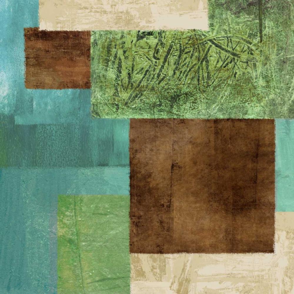 konfigurieren des Kunstdrucks in Wunschgröße The River II von Baron, Alphonse