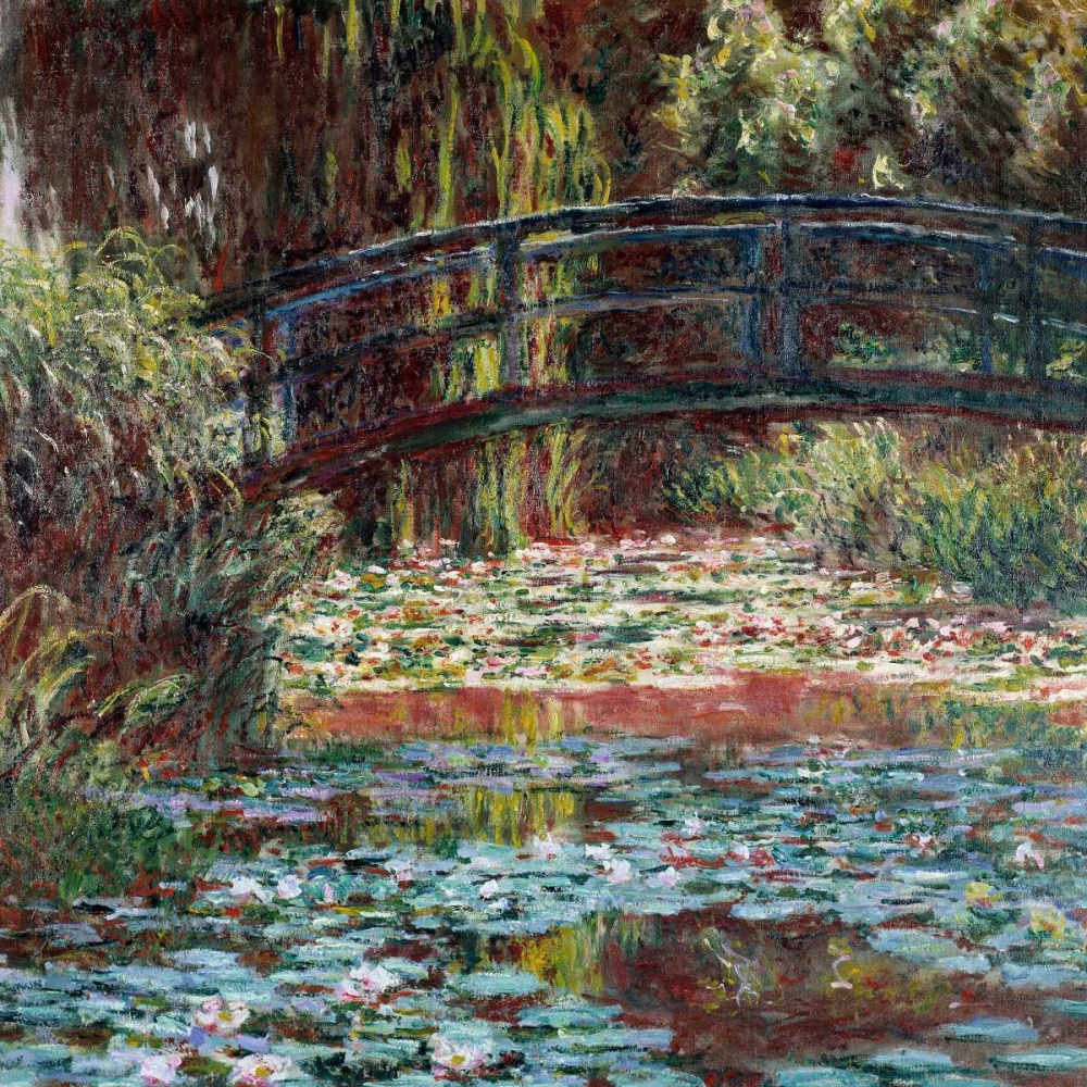 .,Landscape,Nature,,,,1CM1526,Le bassin aux nympheas a Giverny,Monet, Claude,Square