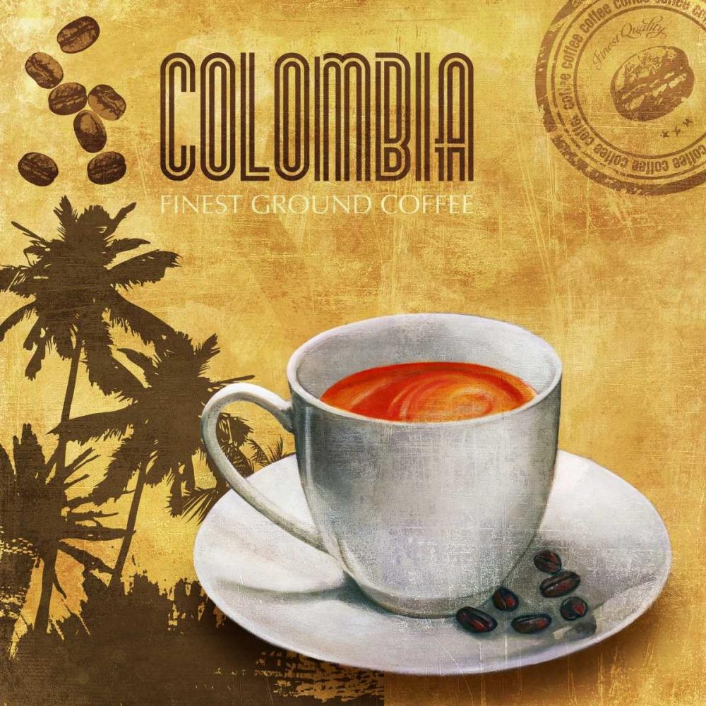 konfigurieren des Kunstdrucks in Wunschgröße Finest Coffee von Teller, Skip