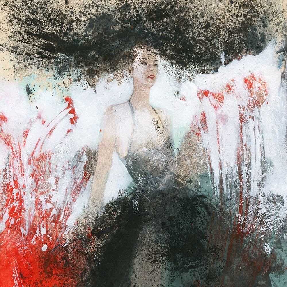 konfigurieren des Kunstdrucks in Wunschgröße Enchantress von Einzelbilder