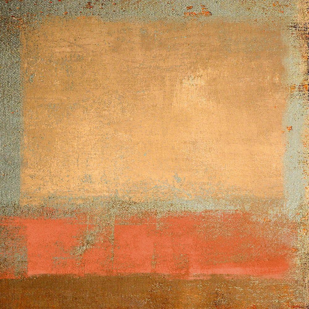 konfigurieren des Kunstdrucks in Wunschgröße Serene Horizon von Ludwig, Maun