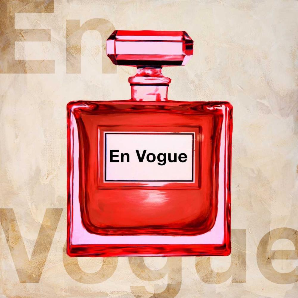 konfigurieren des Kunstdrucks in Wunschgröße En Vogue von Clair, Michelle
