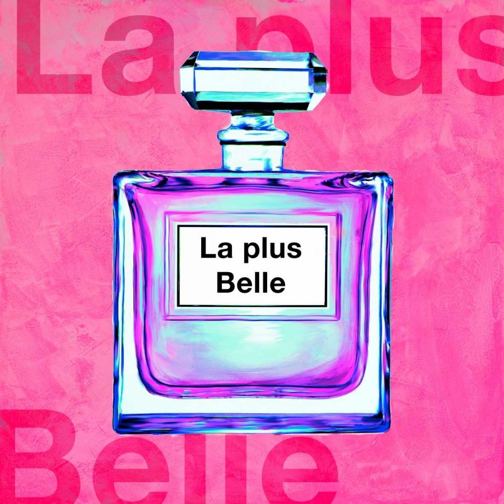 konfigurieren des Kunstdrucks in Wunschgröße La Plus Belle von Clair, Michelle