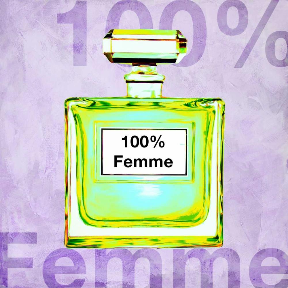 konfigurieren des Kunstdrucks in Wunschgröße 100% Femme von Clair, Michelle