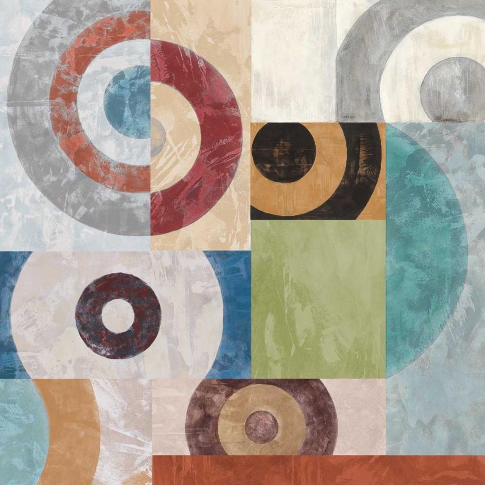 konfigurieren des Kunstdrucks in Wunschgröße Waves I von Nava, Sandro