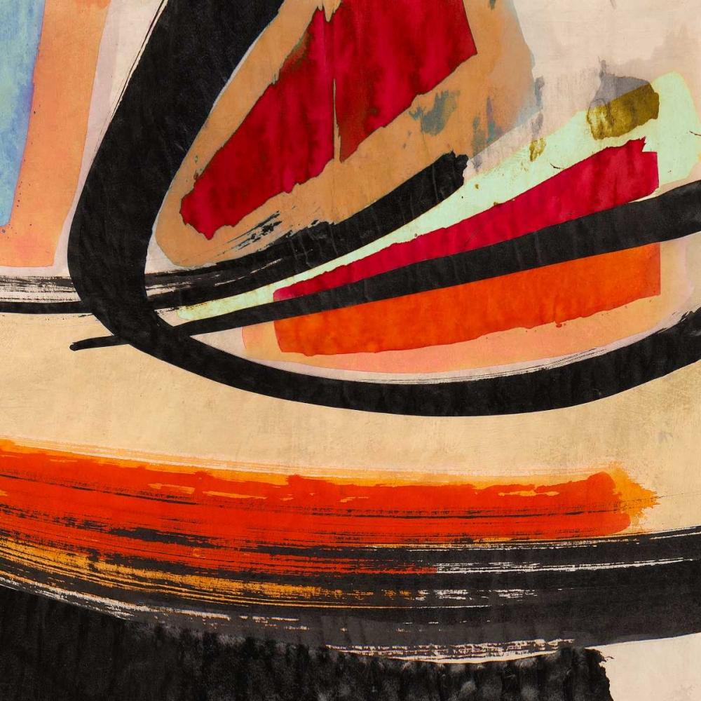 konfigurieren des Kunstdrucks in Wunschgröße In the Sun II von Perelli, Teo Vals