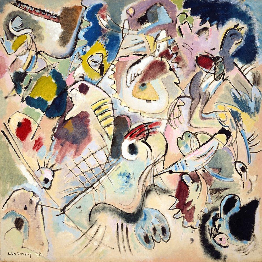 konfigurieren des Kunstdrucks in Wunschgröße Sketch 160A von Kandinsky, Wassily