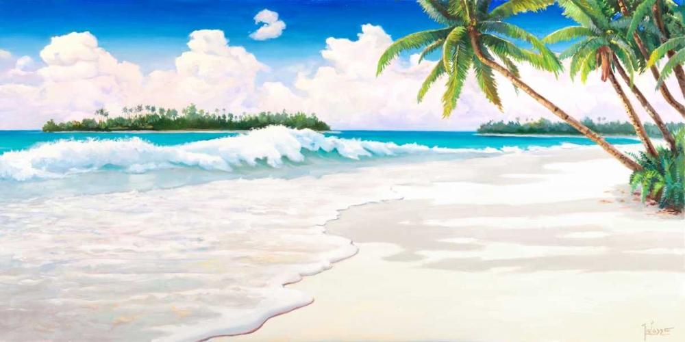 Onda tropicale von Galasso, Adriano <br> max. 191 x 94cm <br> Preis: ab 10€