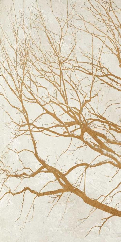 konfigurieren des Kunstdrucks in Wunschgröße Golden Tree I von Aprile, Alessio
