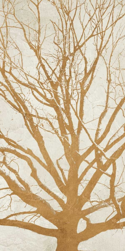 konfigurieren des Kunstdrucks in Wunschgröße Golden Tree II von Aprile, Alessio