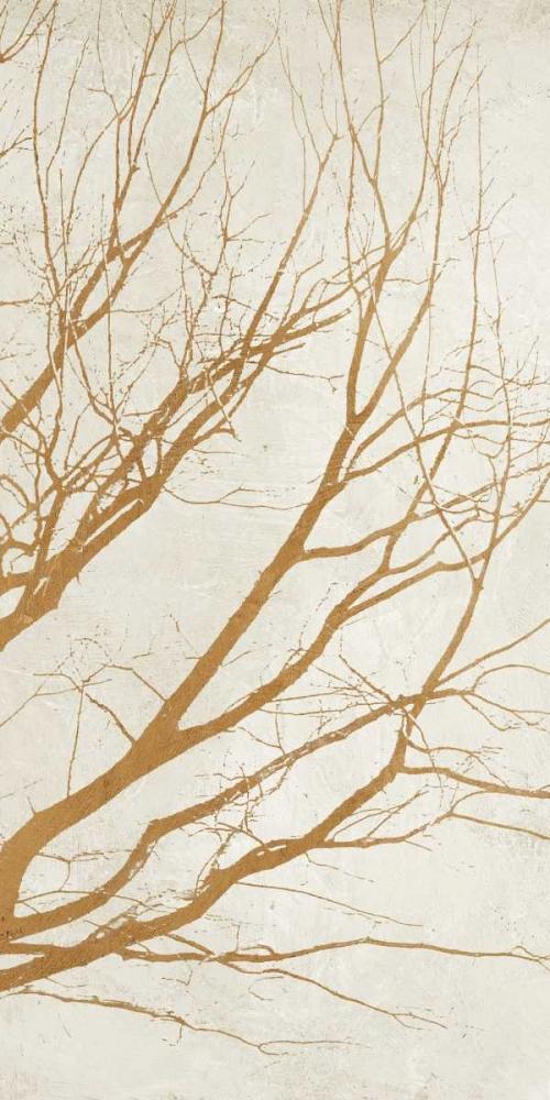 konfigurieren des Kunstdrucks in Wunschgröße Golden Tree III von Aprile, Alessio