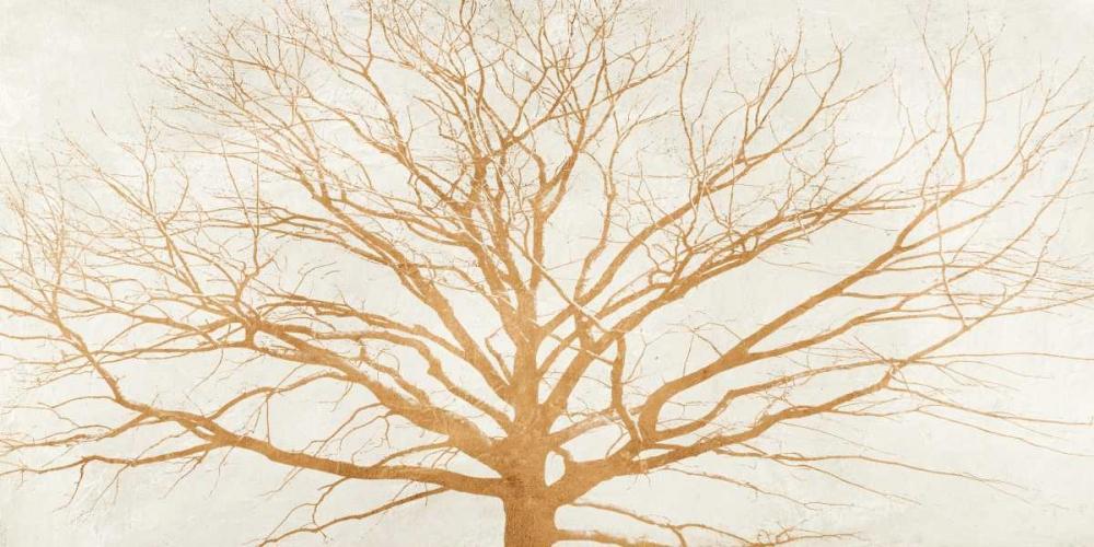 konfigurieren des Kunstdrucks in Wunschgröße Tree of Gold von Aprile, Alessio