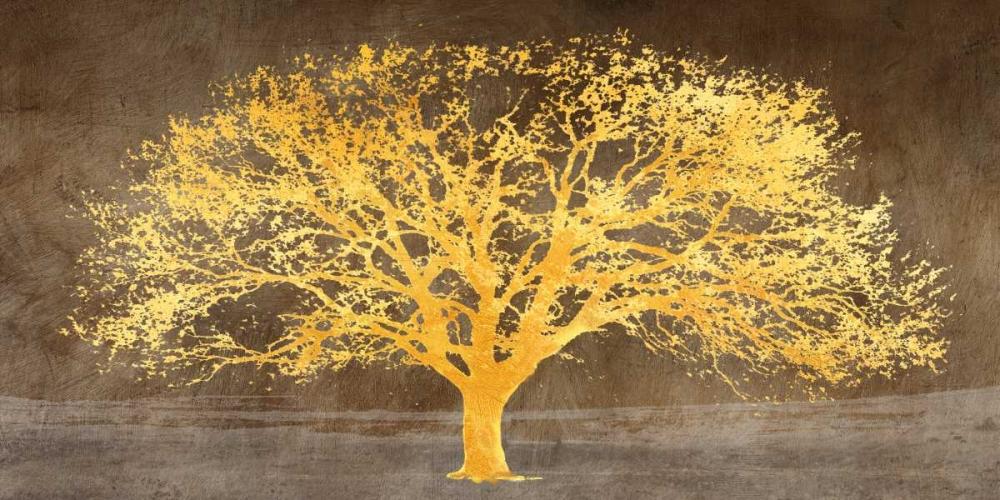 konfigurieren des Kunstdrucks in Wunschgröße Shimmering Tree Ash von Aprile, Alessio