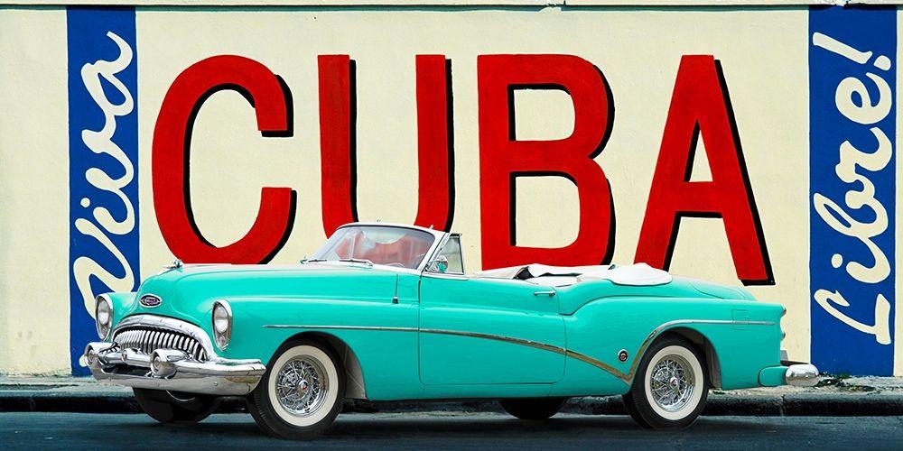 konfigurieren des Kunstdrucks in Wunschgröße Cuba Libre, Havana von Gasoline Images