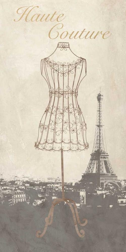konfigurieren des Kunstdrucks in Wunschgröße Haute Couture von Dellal, Remy