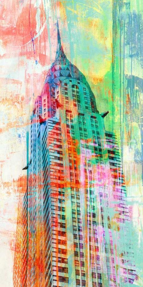 konfigurieren des Kunstdrucks in Wunschgröße The Skyscraper 2.0 von Chestier, Eric